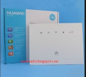 Free Unlock Huawei B315s-22 B315s-608 B315s-936 B315s-607